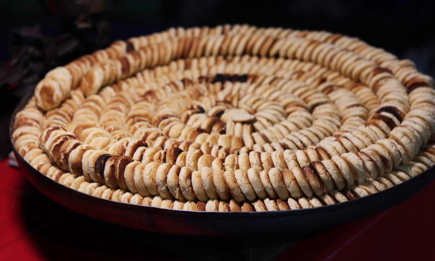 biscotti semolino