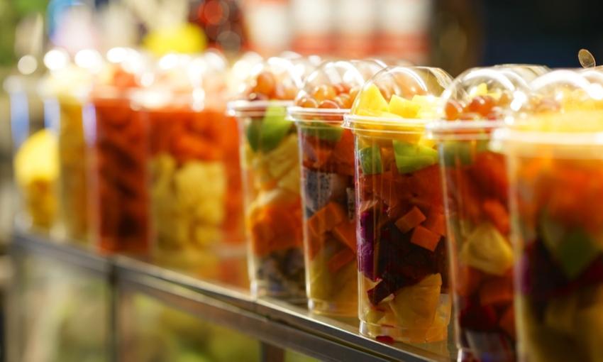 Frutta monoporzione