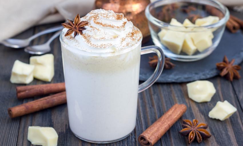 cioccolata bianco