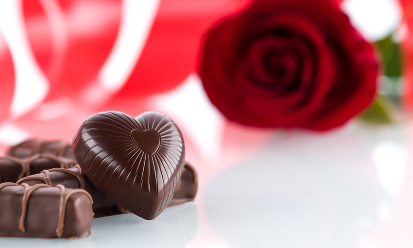 cioccolatini san valentino