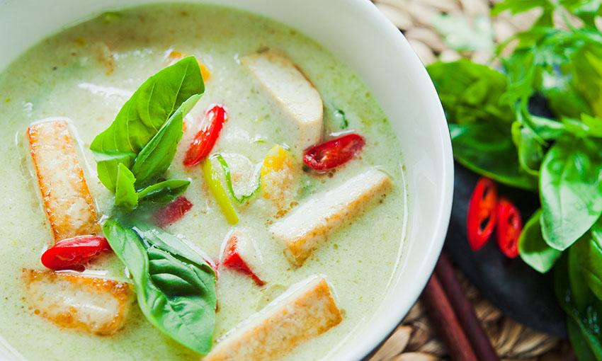 curry tofu lemongrass