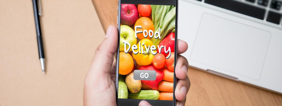 Servizio food delivery