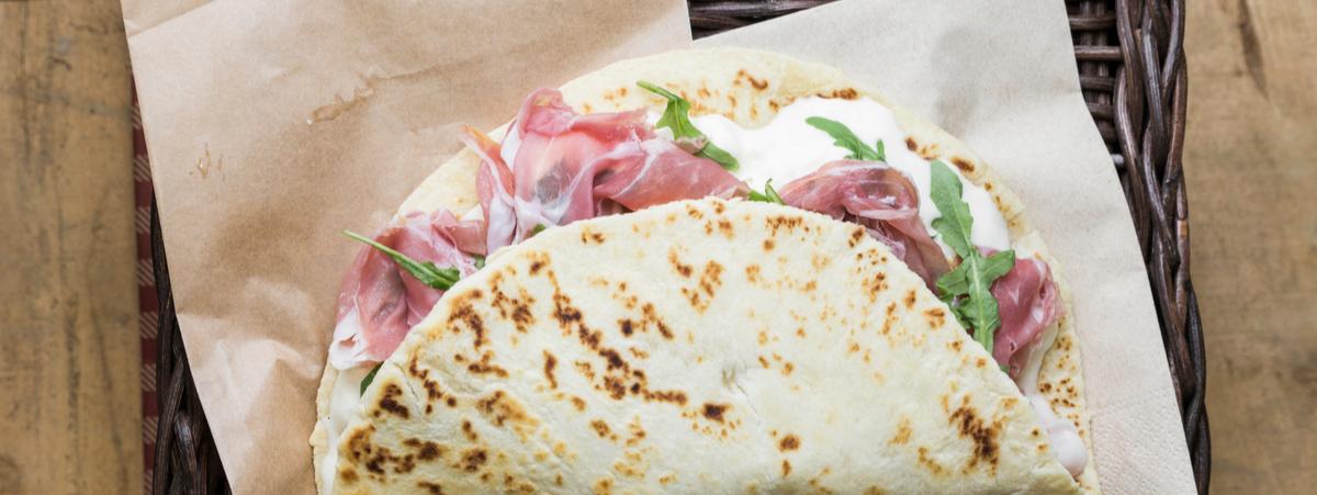 dove mangiare piadina Romagna