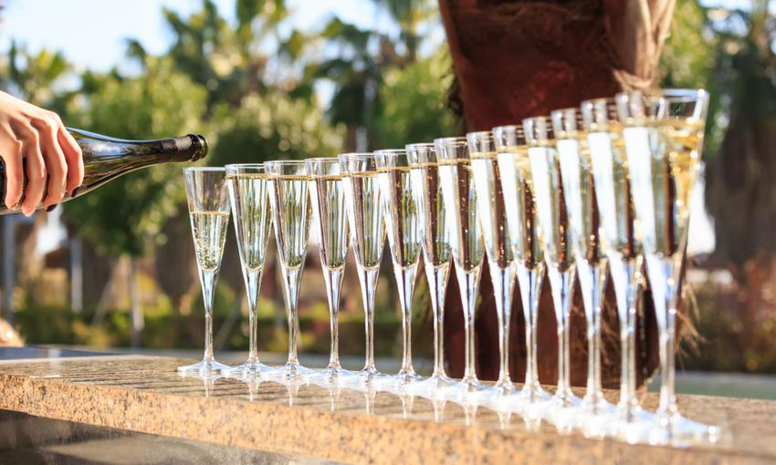 prosecco bicchieri