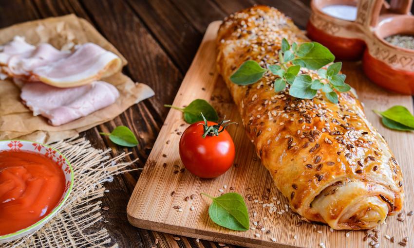 strudel gorgonzola