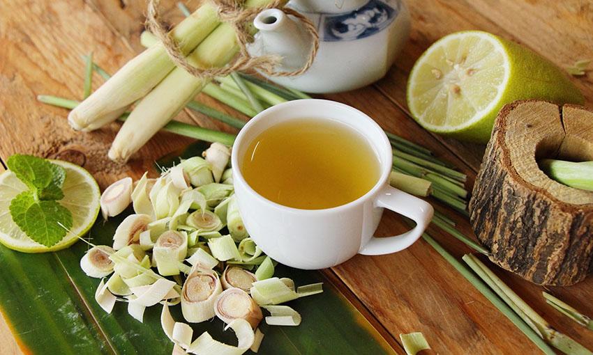 tè lemongrass