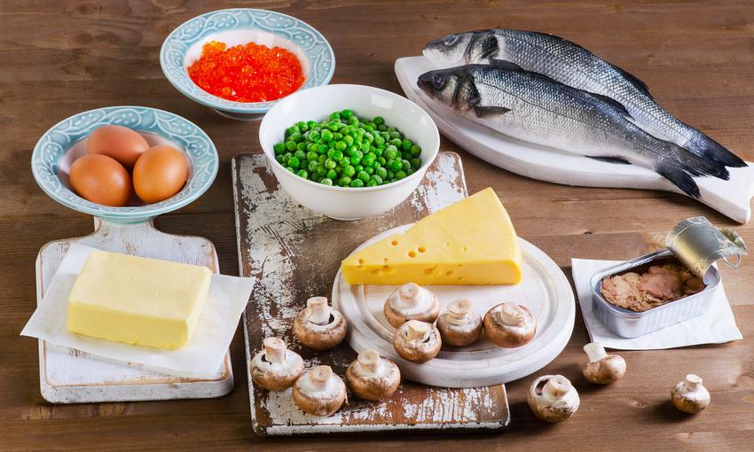 alimenti ricchi vitamina d