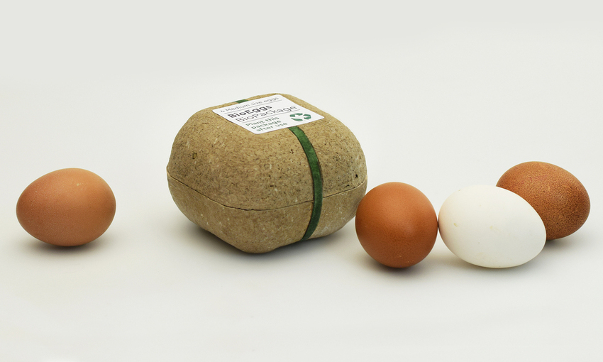 biodegrapack contenitore uova