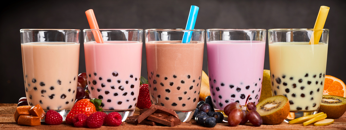 bubble tea vegan