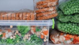 conservare gli alimenti in freezer