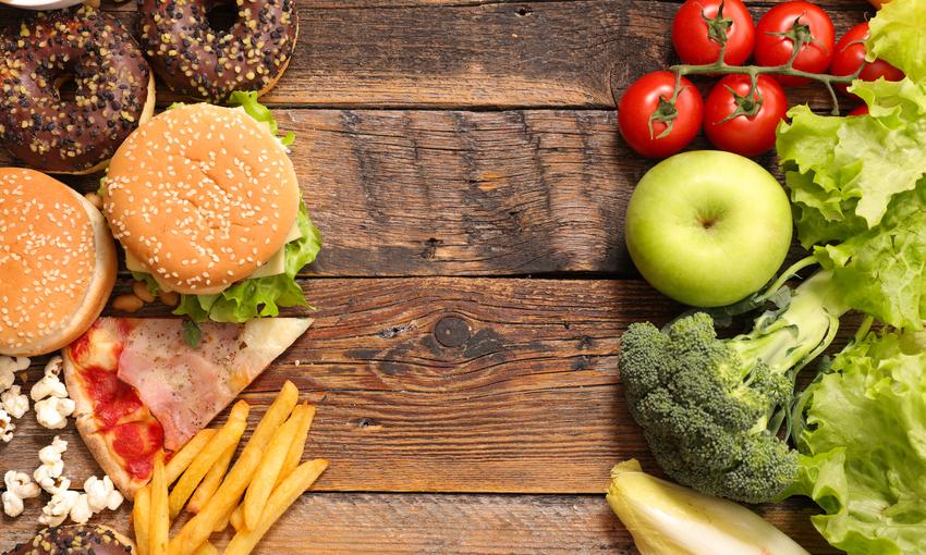 dieta e cibi grassi