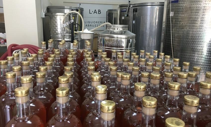 liquore genziana storia