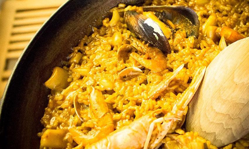paella malaga