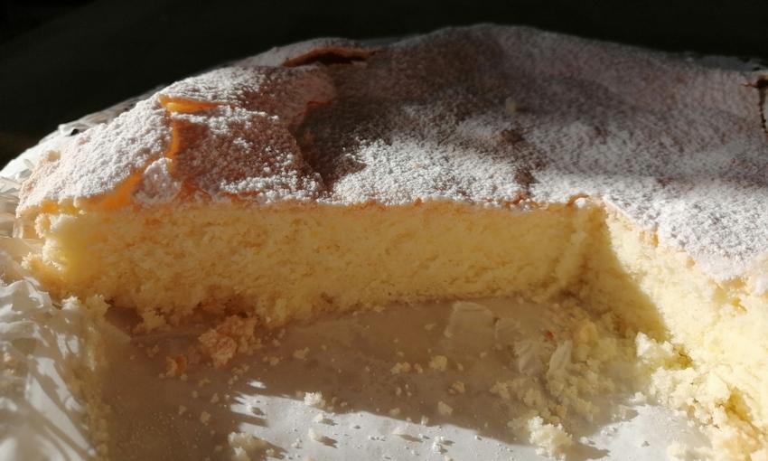 torta paradiso origini