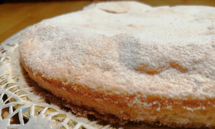 torta paradiso senza lievito