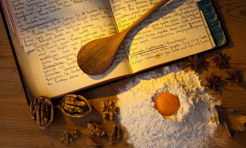 antiche ricette libro