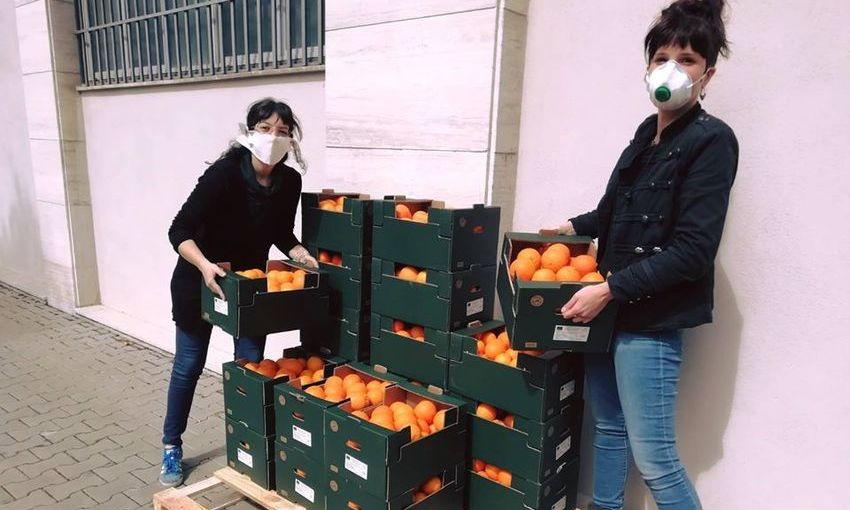 arancia sospesa