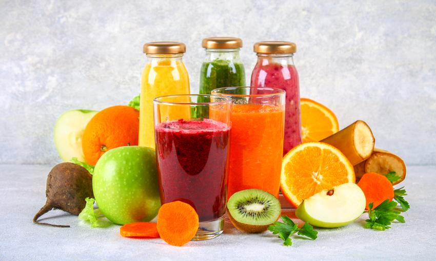 Frullati per diete liquide