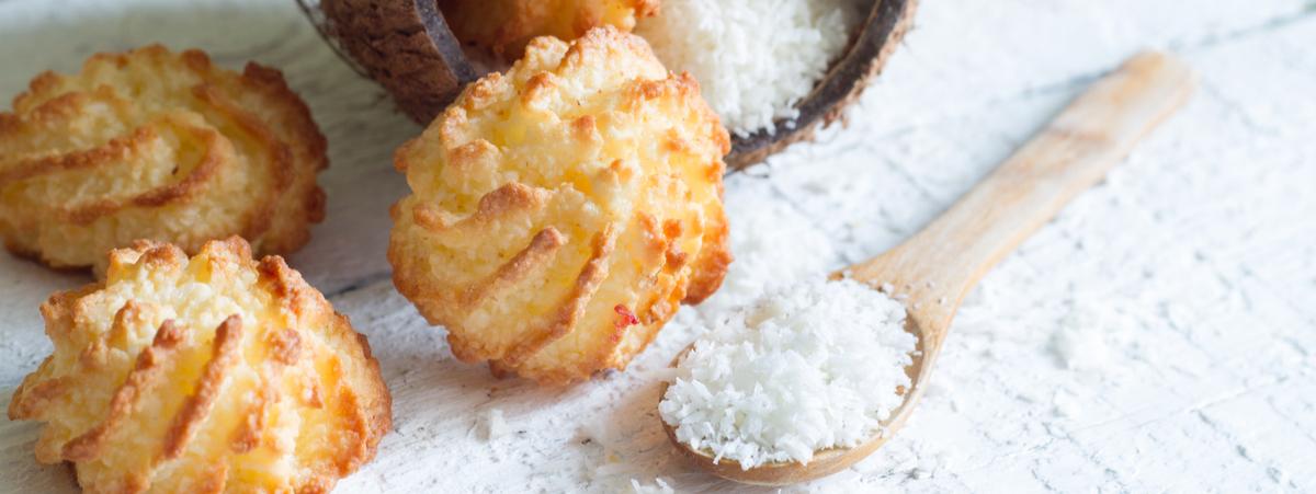 dolci con farina di cocco