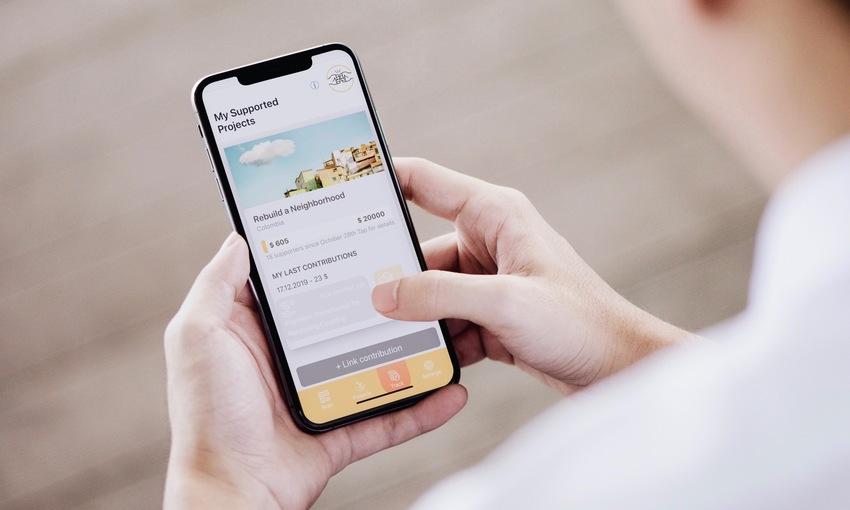 Farmer Connect app
