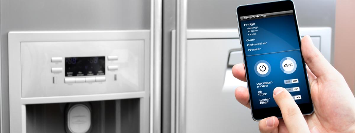 frigorifero intelligente