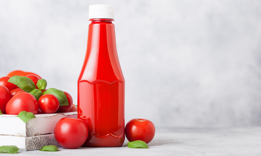 ketchup preparazione