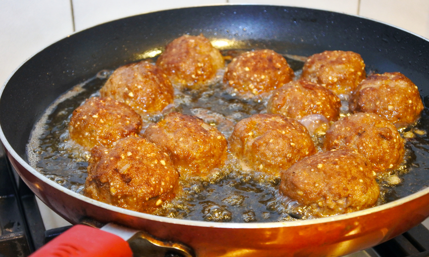 kibbeh street food
