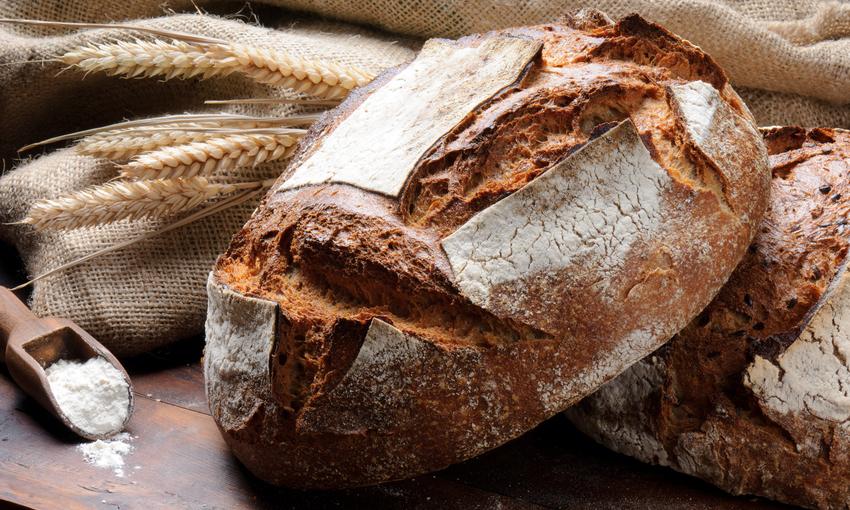 pane con grano antico