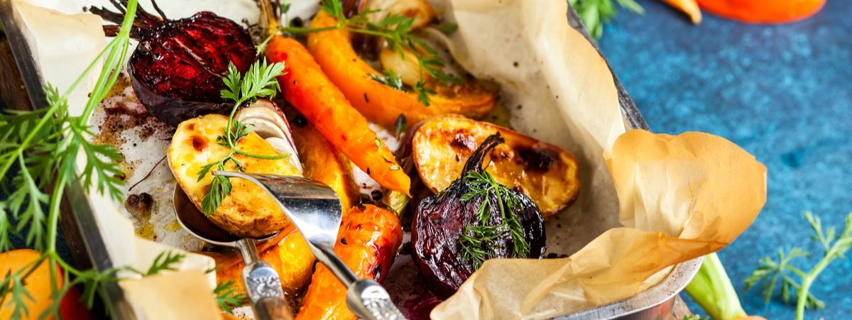 verdure al forno ricette