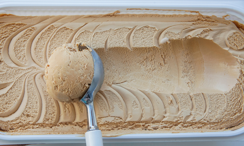 vaschetta gelato