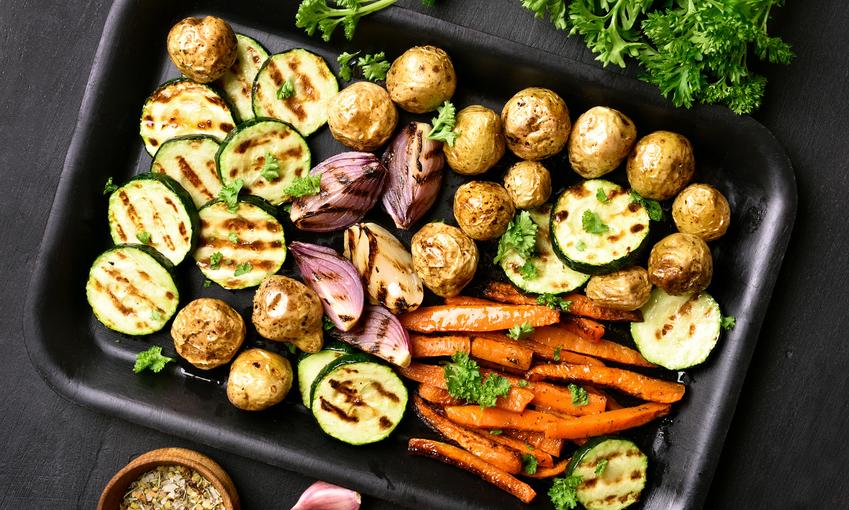 verdure al forno