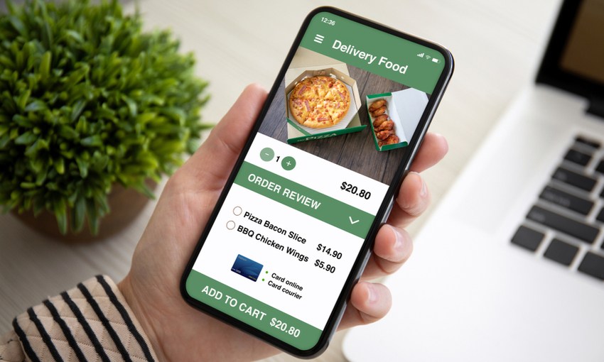 app food delivery