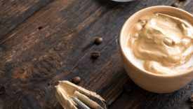 Crema di caffè fatta in casa