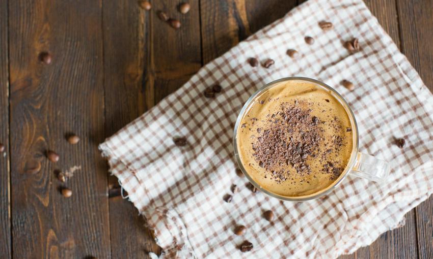 crema di caffè light