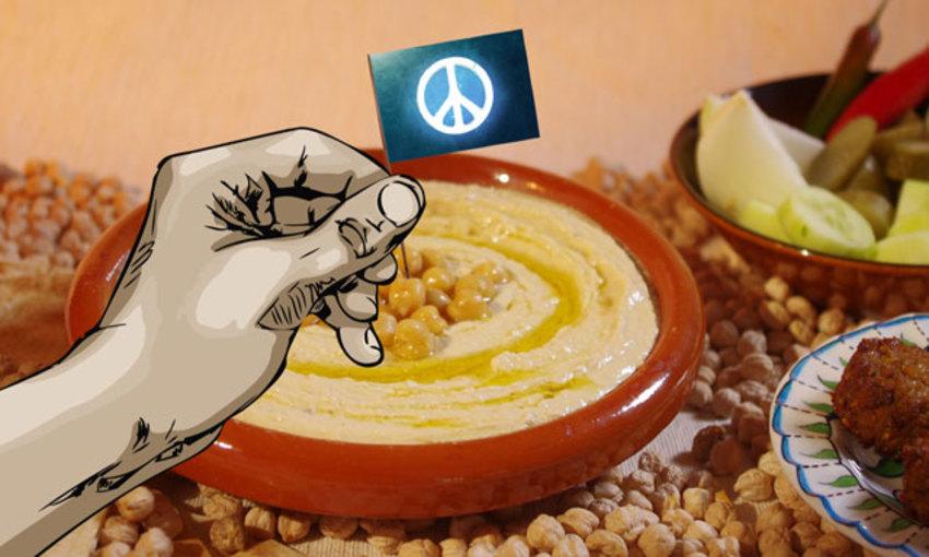 Documentario Hummus