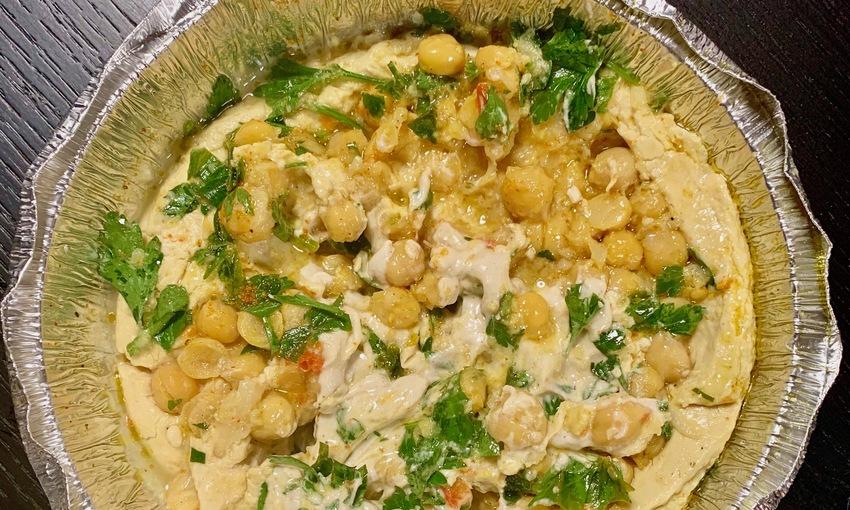Hummus ricetta