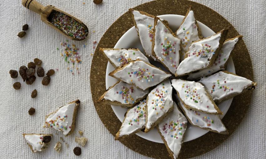 Papassinos sardi biscotti