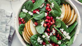 ricette con spinaci freschi