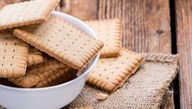 riciclare biscotti secchi