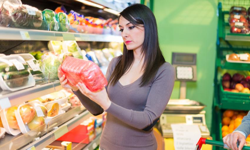 Data di scadenza etichette alimentari