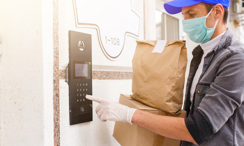 servizio delivery