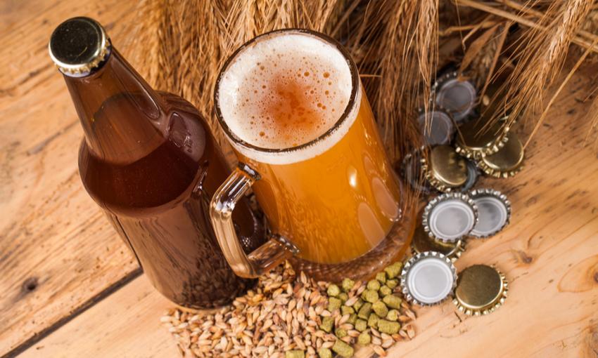 birra artigianale bottiglia