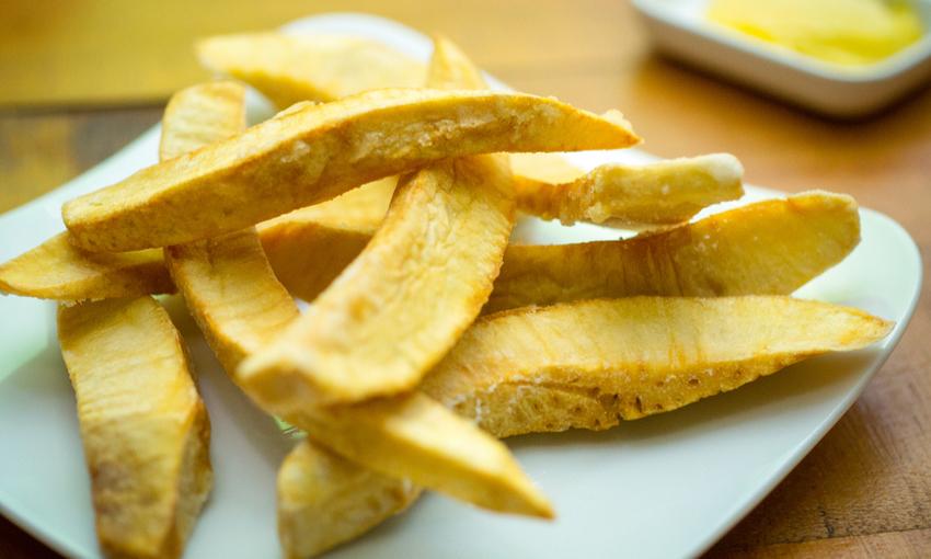 breadfruit fritto