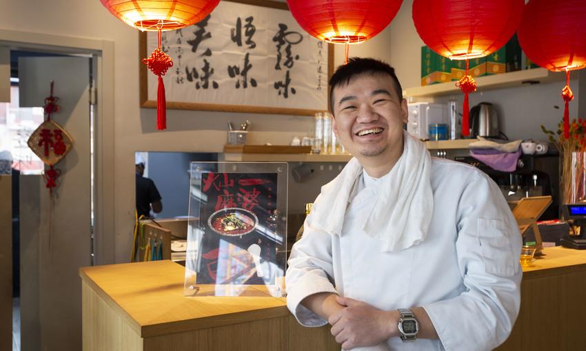 chef Lampo Wu