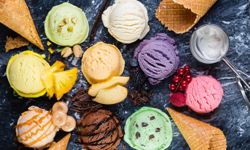 Gusti gelato