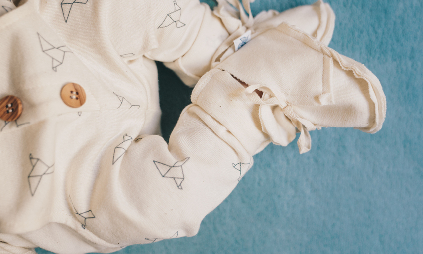 origami organics pigiama