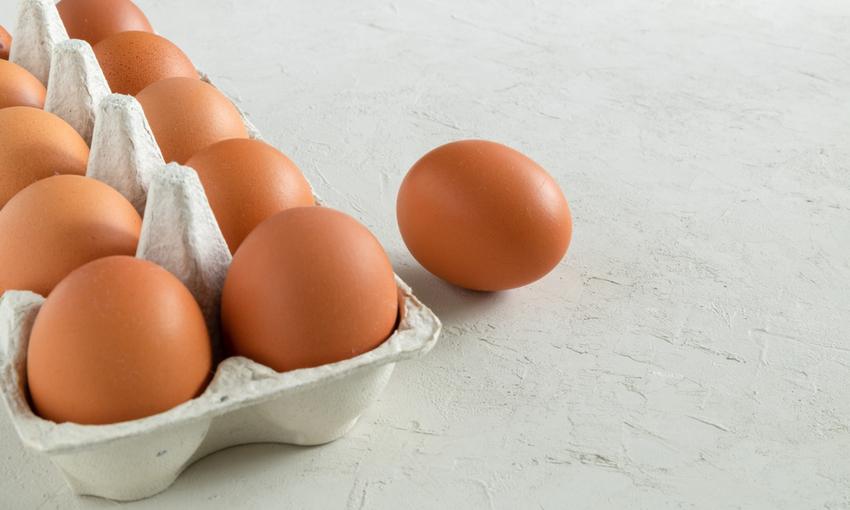 Uova fuori frigo