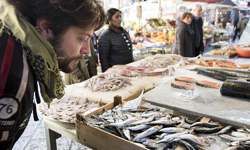 mercato del pesce palermo