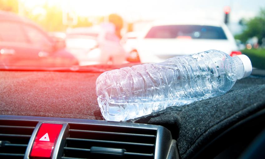Acqua in plastica rischi