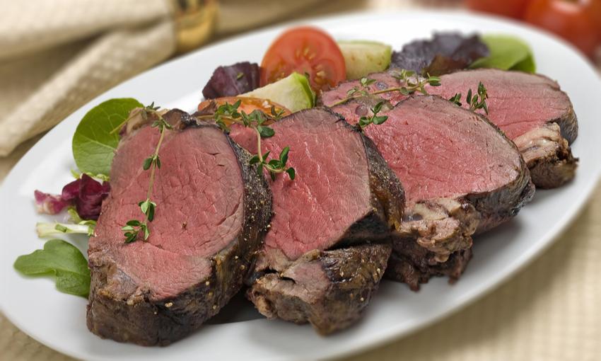 Carne di bisonte